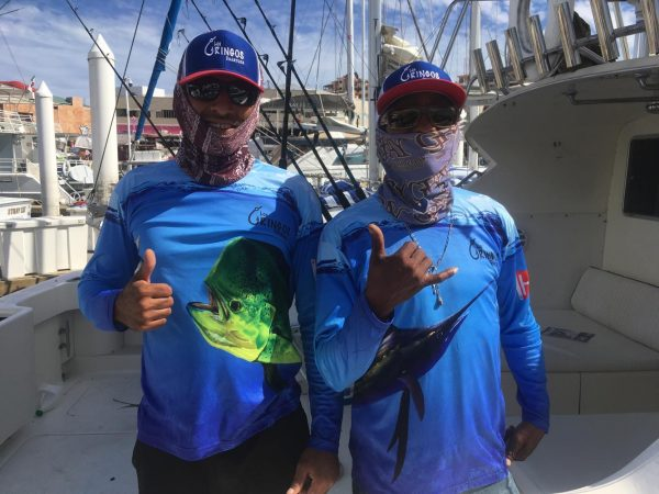Gringos fishing team