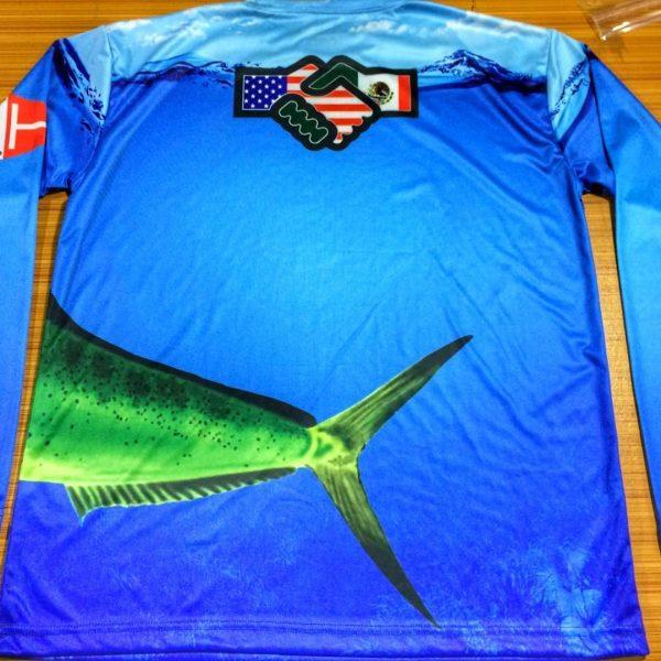 Gringos fishing shirts
