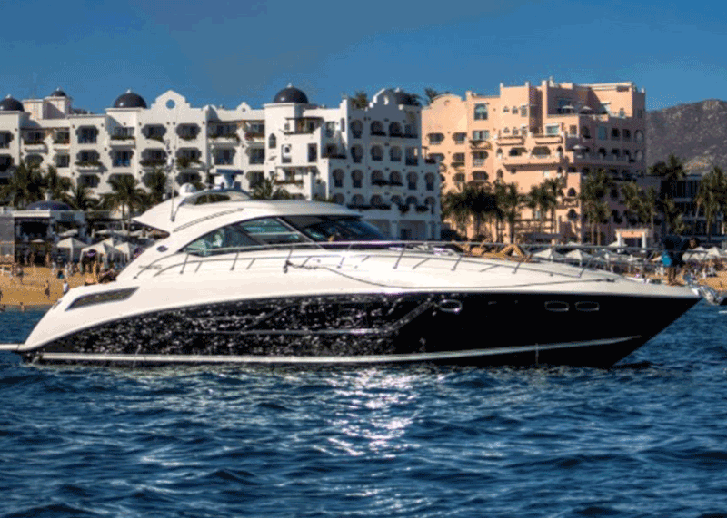 60 foot sea ray rental Cabo