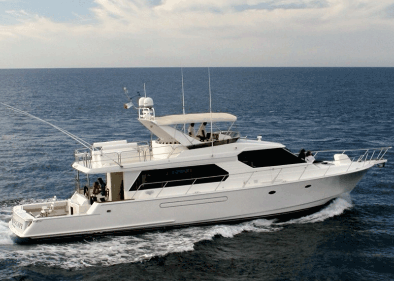 private yacht rentals
