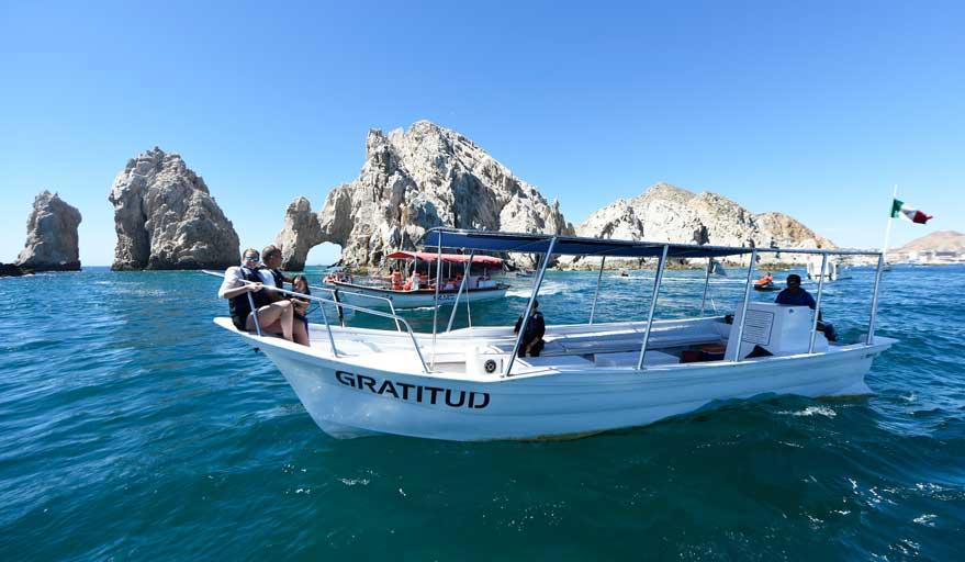fishing boat in water