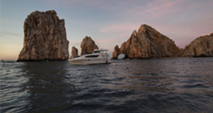 islands off the shores of Cabo