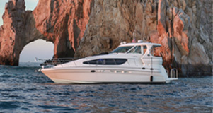 luxury yacht rentals in Cabo
