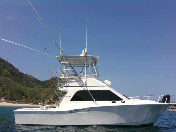 Sports fishing boat rentals