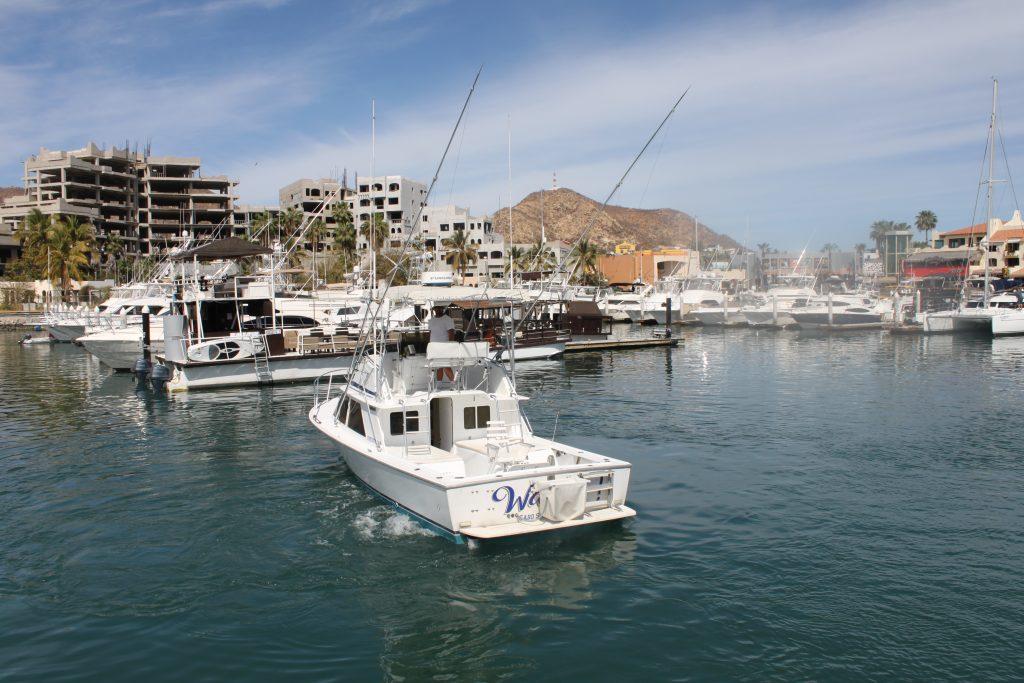rental boats in Cabo san Lucas